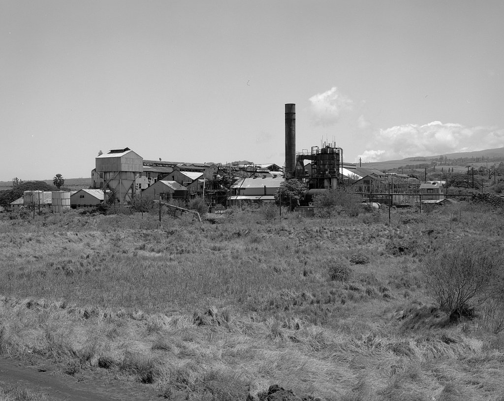 Paia Sugar Mill, Maui